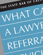 What Can  A Lawyer Referral Service Do For Me?